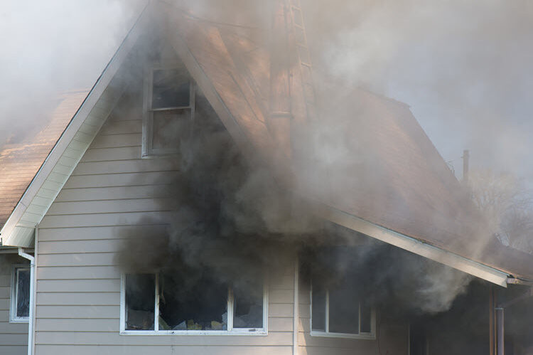 Can Smoke Damage Be Removed from a Home?