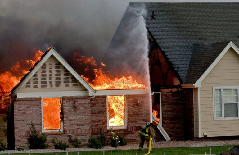 Fire and Smoke Damage Repair in Utah - Complete Restoration Salt Lake City