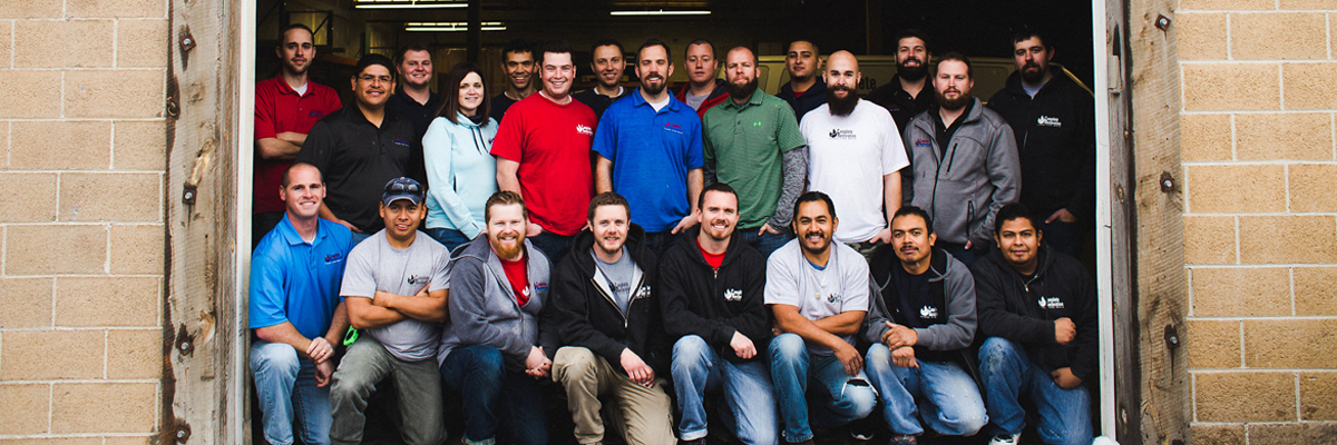 Complete Restoration Salt Lake City Employees