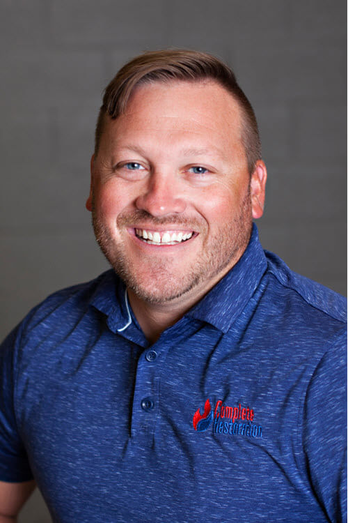 Dustin Denning, Project Manager
