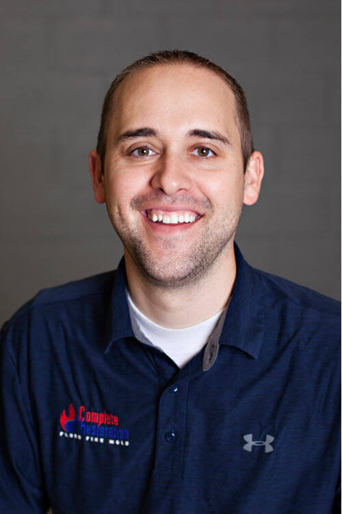 Jacob Frisby, Mitigation Manager