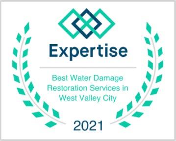 2021 Expertise.com Best Water Damage Restoration Services Award!